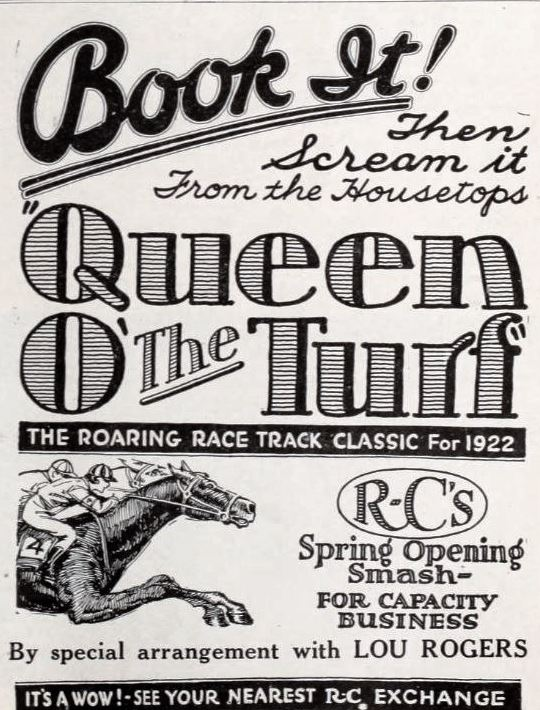 File:Queen of the Turf (1921) - 1 jpg - Wikimedia Commons