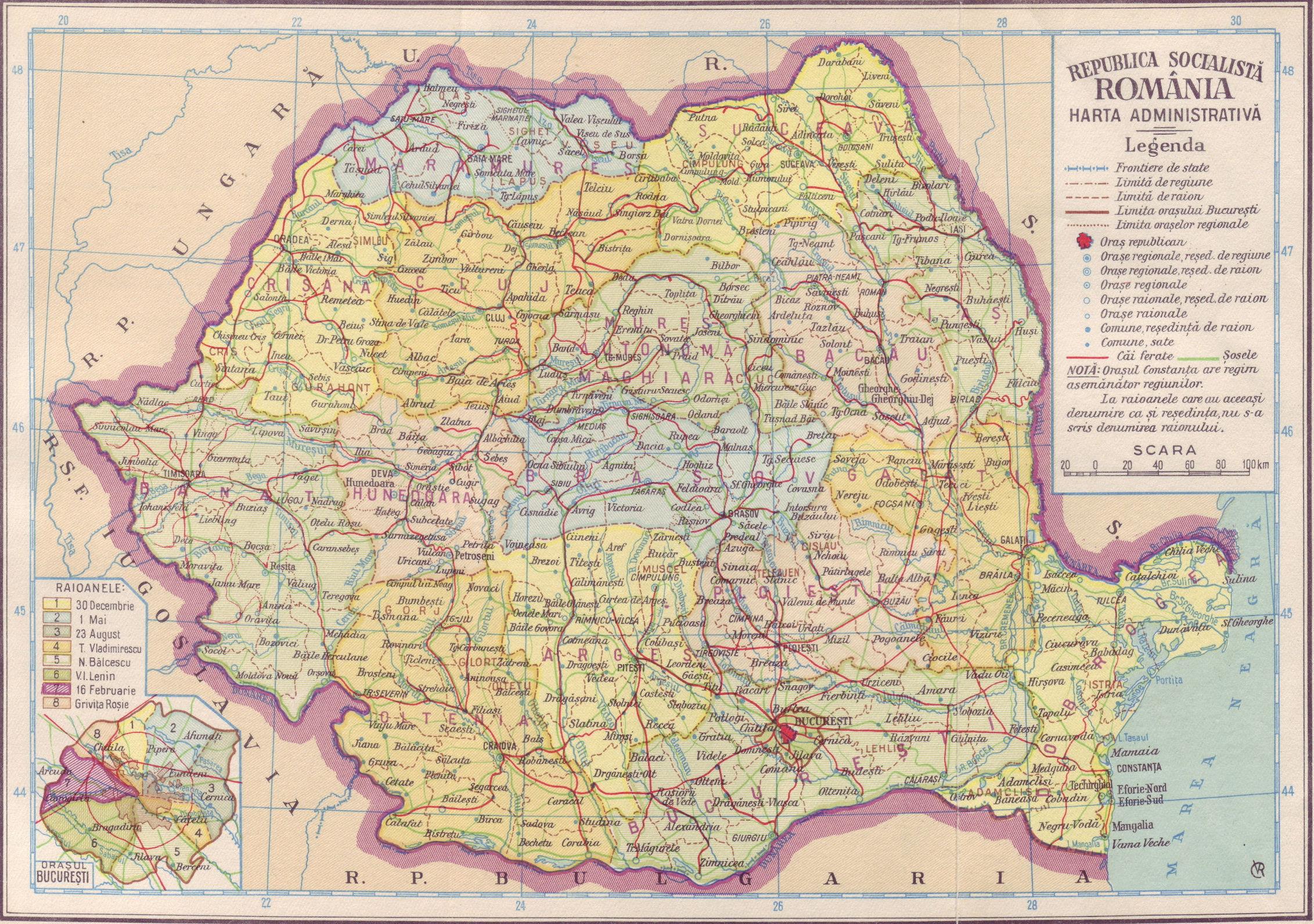 Socialist Republic Of Romania Wikiwand