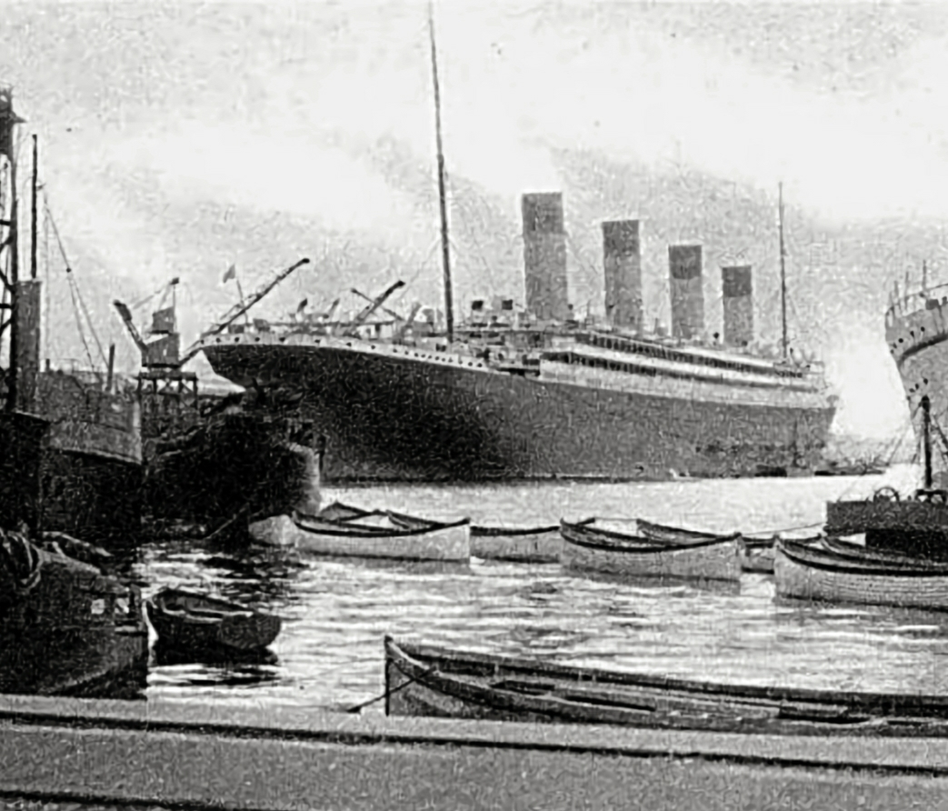 File:RMS Olympic's new lifeboats.jpg