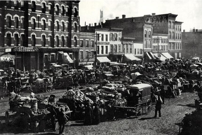 Fulton Randolph Market District Wikipedia