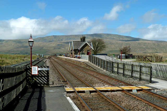 Ribblehead Station (geograph 5748424)