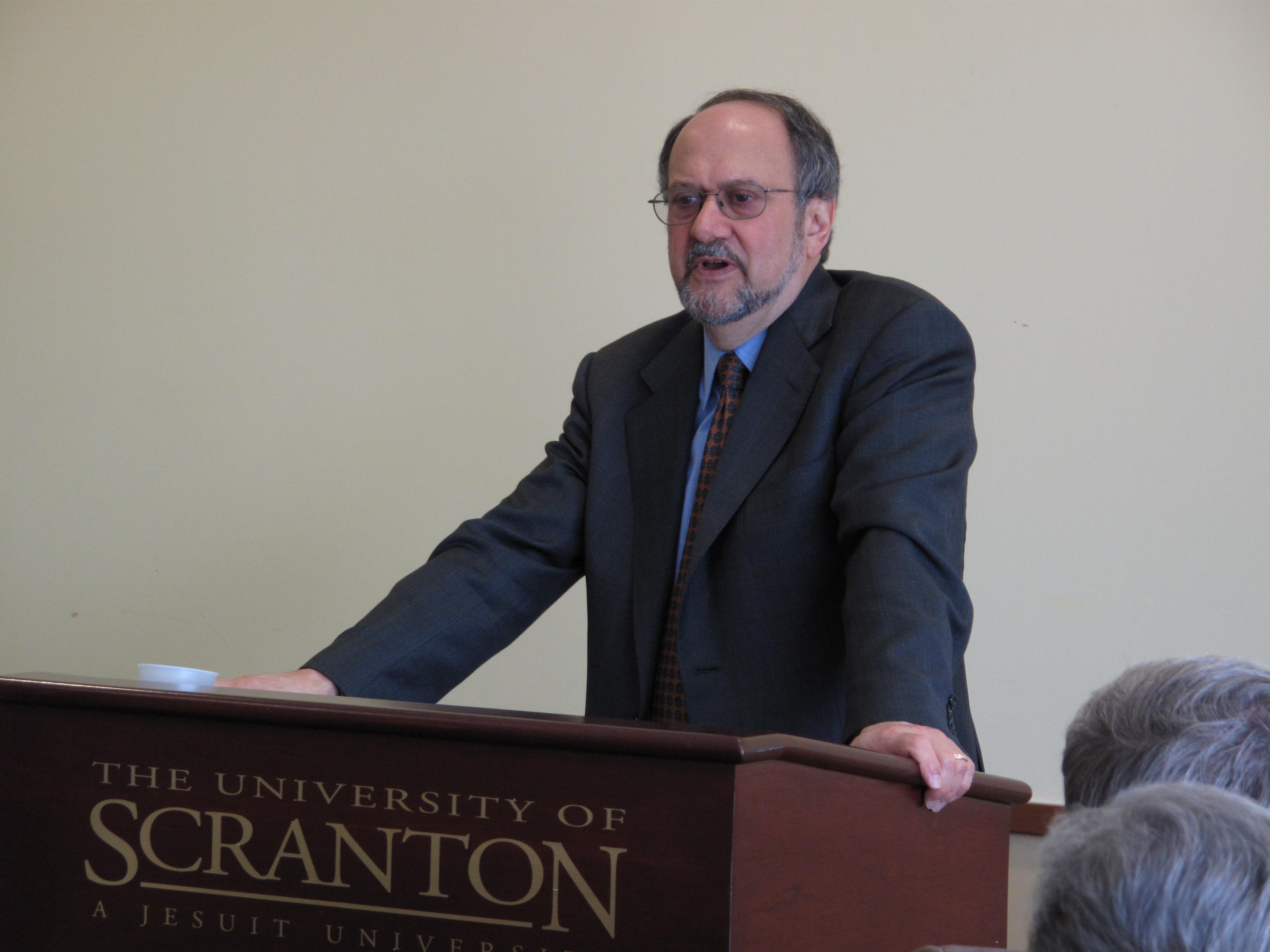 Robert Kuttner in April 2009