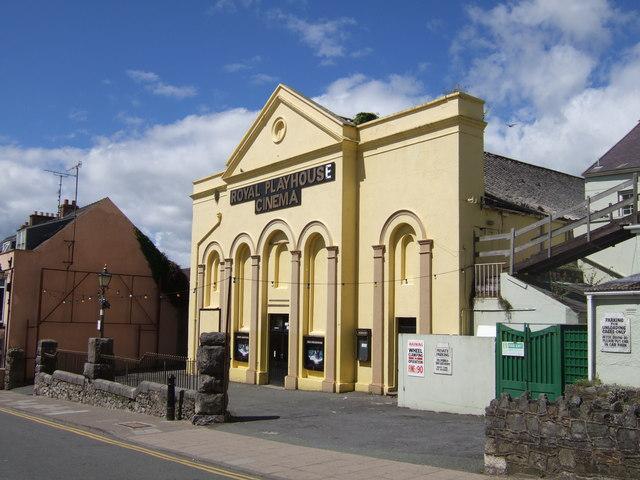 Tenby Cinema 47