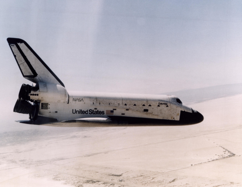 1st space shuttle flight - photo #8
