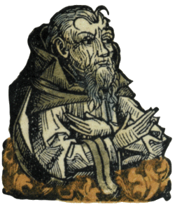 Goar of Aquitaine Priest and hermit