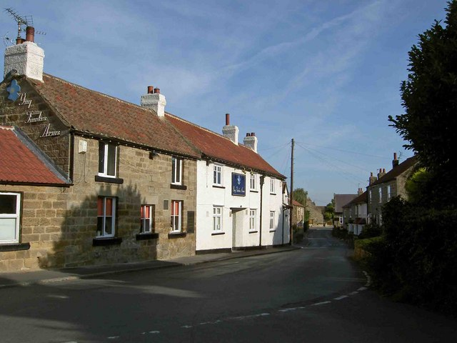 Scotton village - geograph.org.uk - 1484438