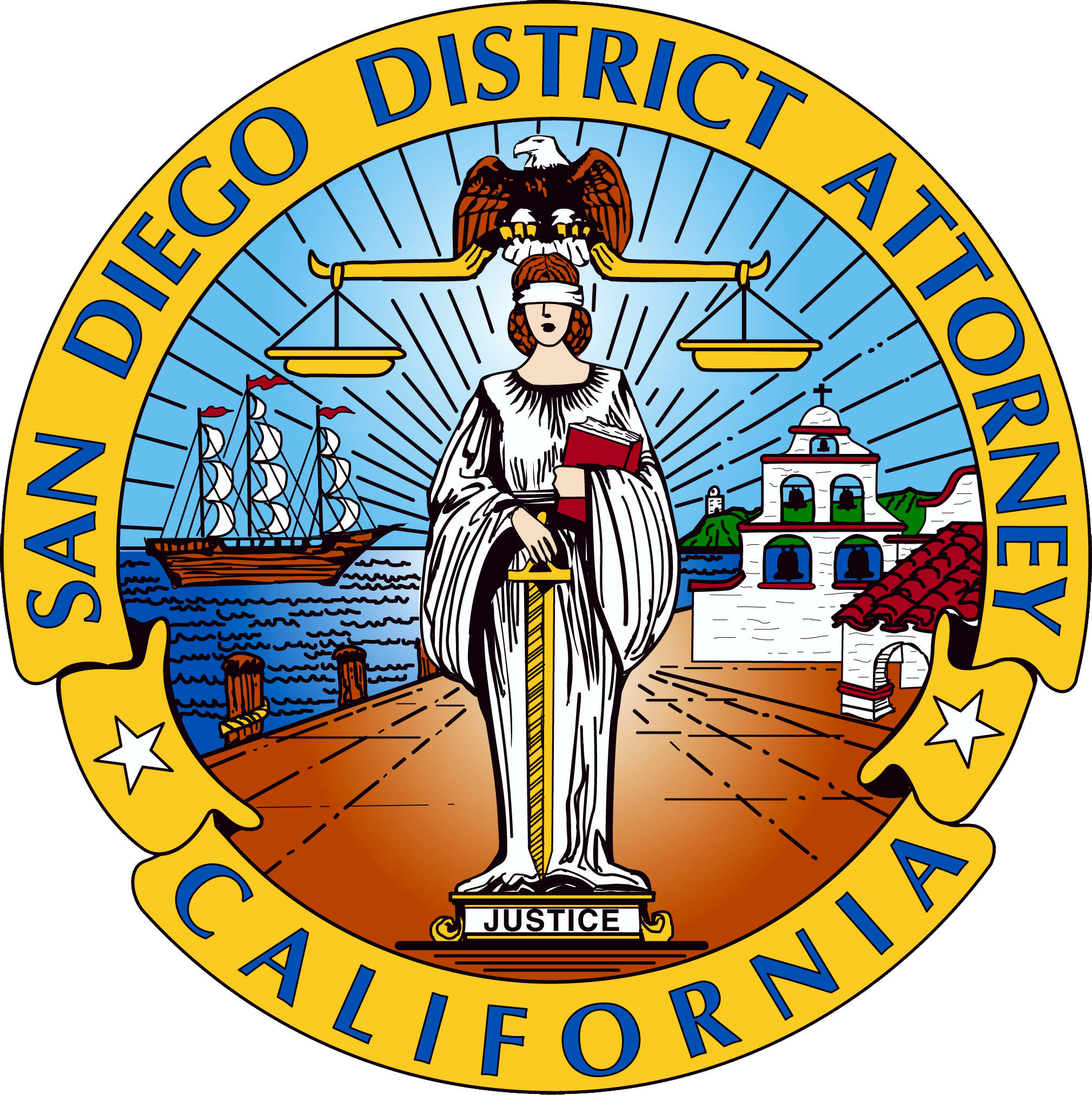 San Diego County District Attorney - Wikipedia