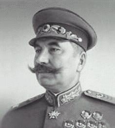 Semjon Budjonnyi on kautta aikain maineikkaimpia ratsuväen sotilaita.