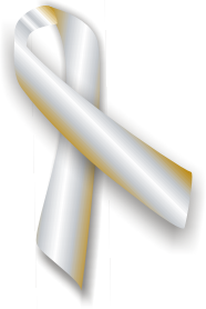 Lung Cancer Ribbon Color