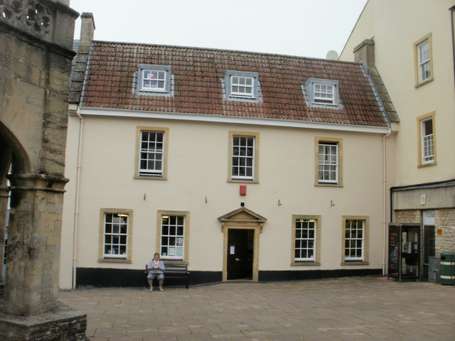 Shepton Mallet library - geograph.org.uk - 2053488