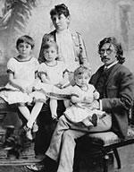 Sholom Aleichem NY card 1889