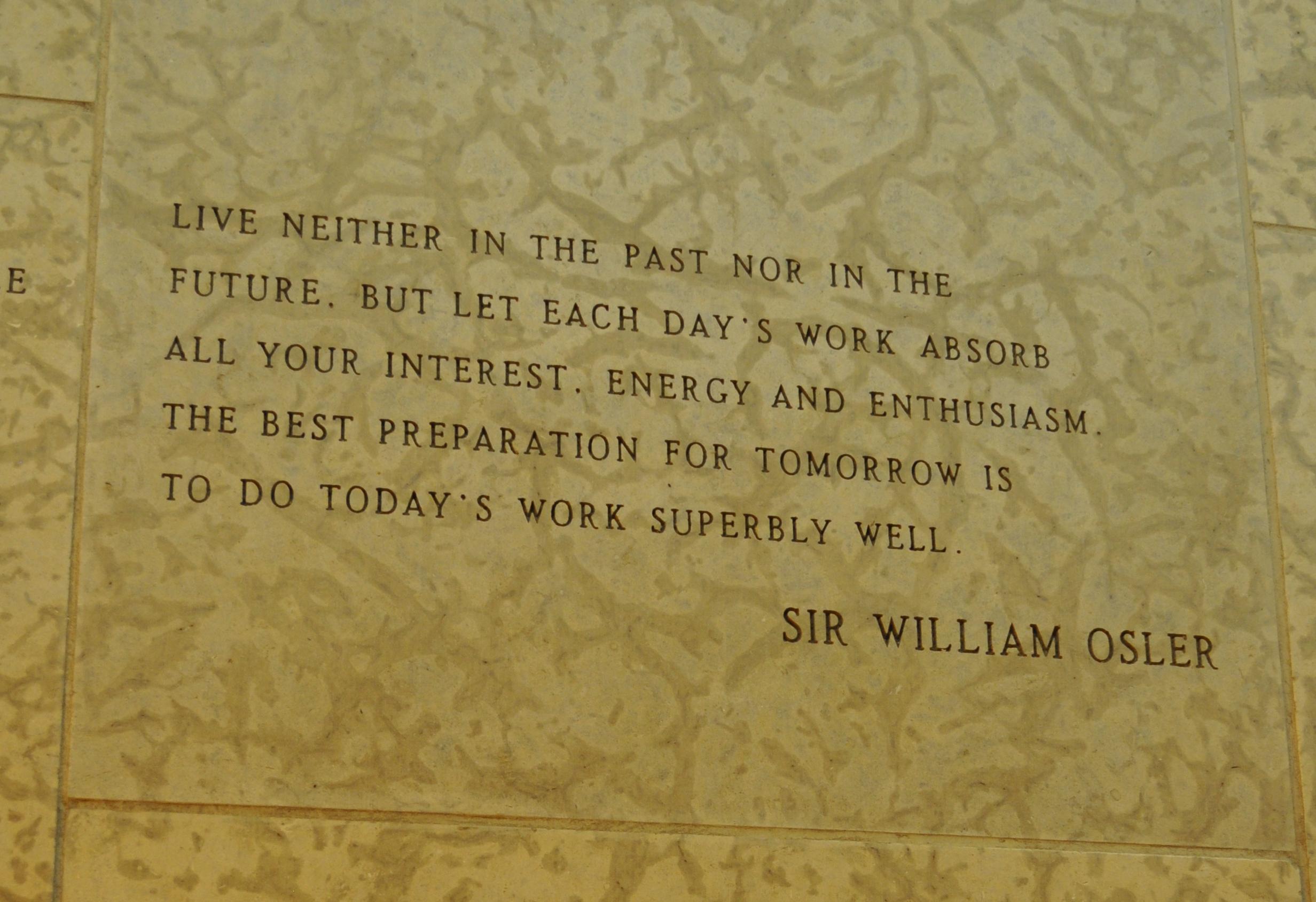William Osler - Wikiwand