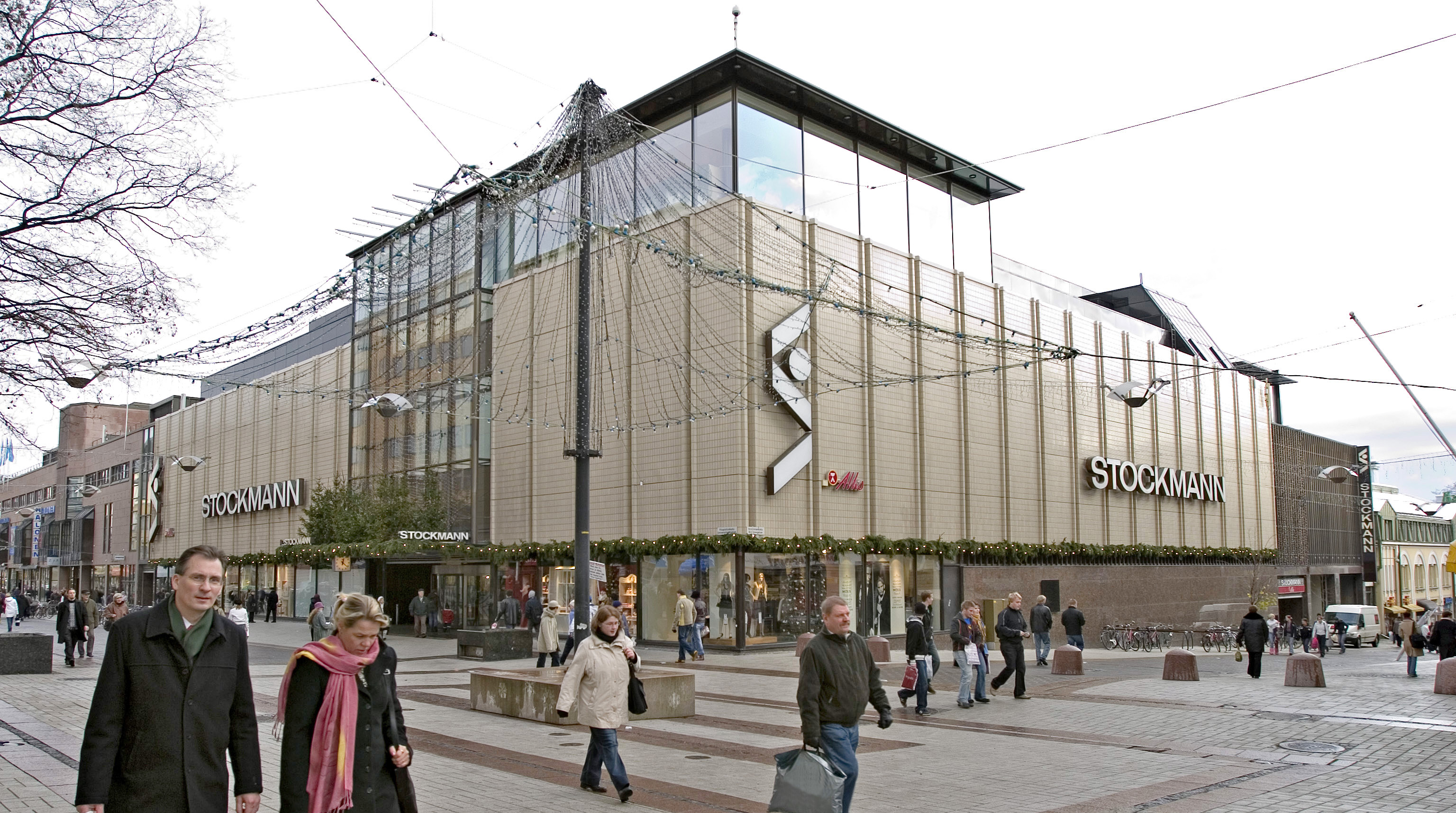 Stockmann Tampere Laukut : File stockmann department store in turku g wikimedia