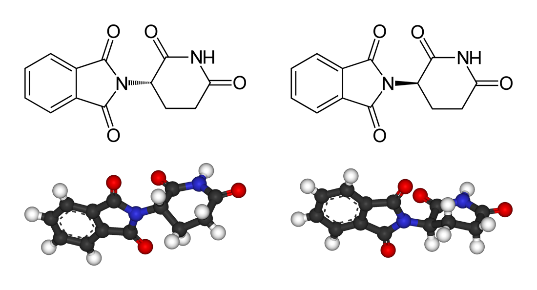 example enantiomers