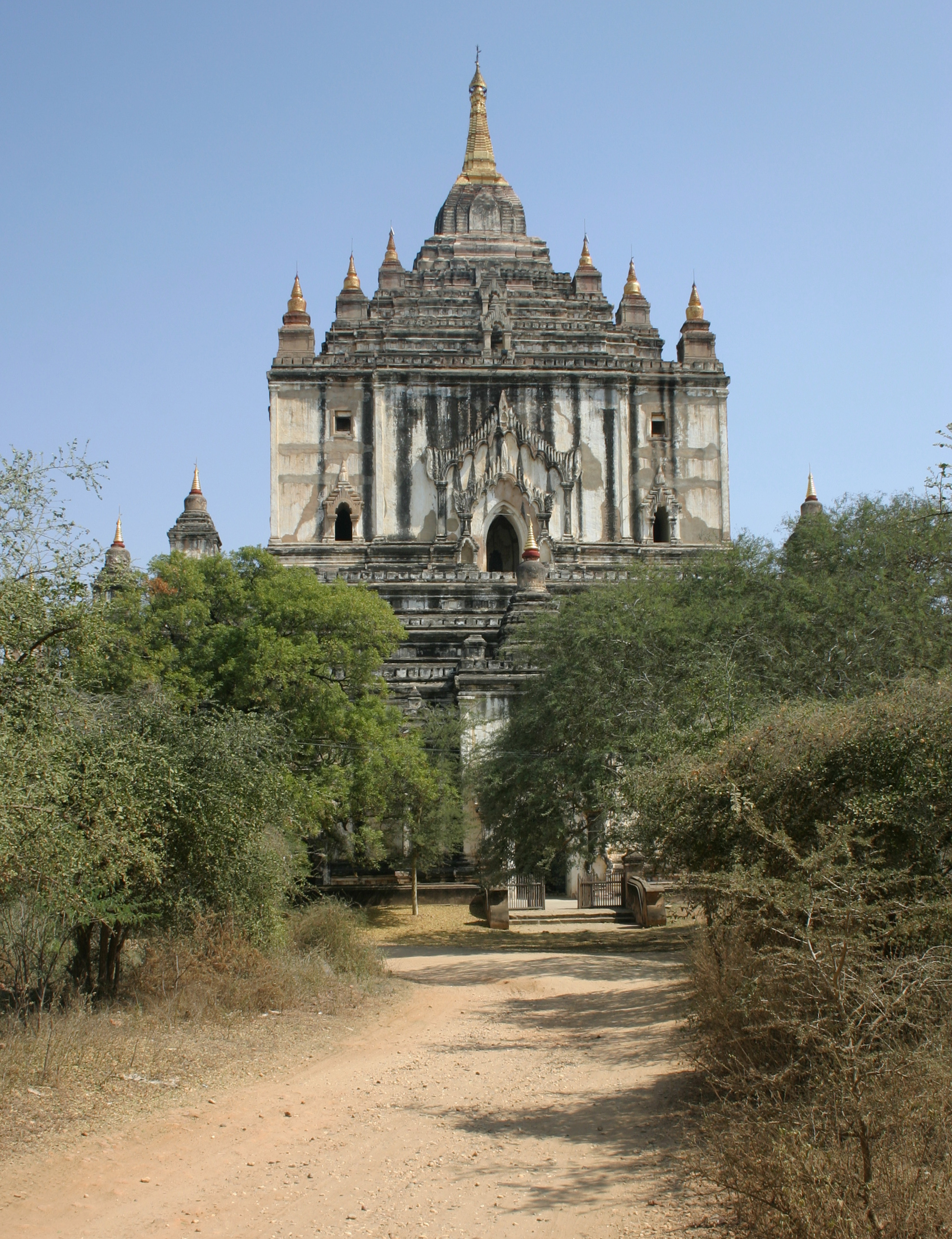 Bagan in Burma - AnthroScape