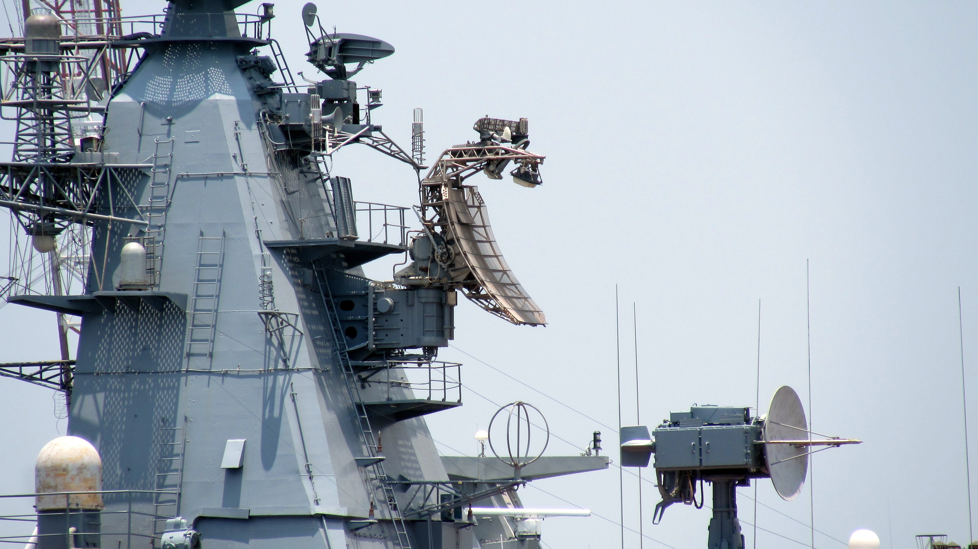 File:The Varyag (011) Cruiser's Argon 1164 Radar.jpg