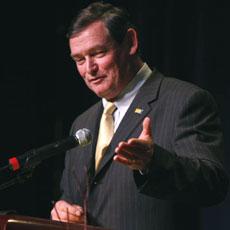 Timothy P. White Chancellor, University of California, Riverside