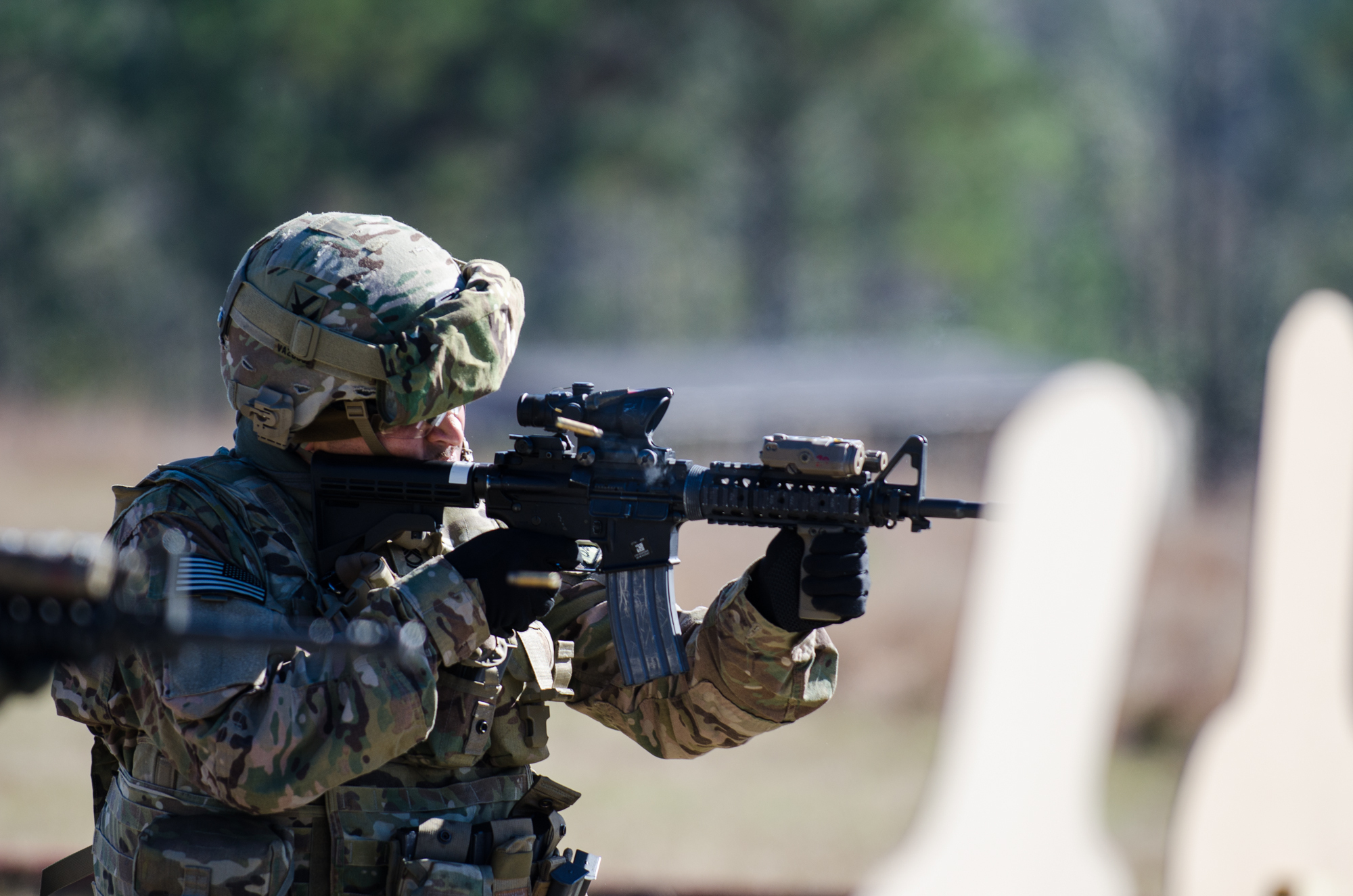 Advanced Marksmanship with a US Army Sergeant