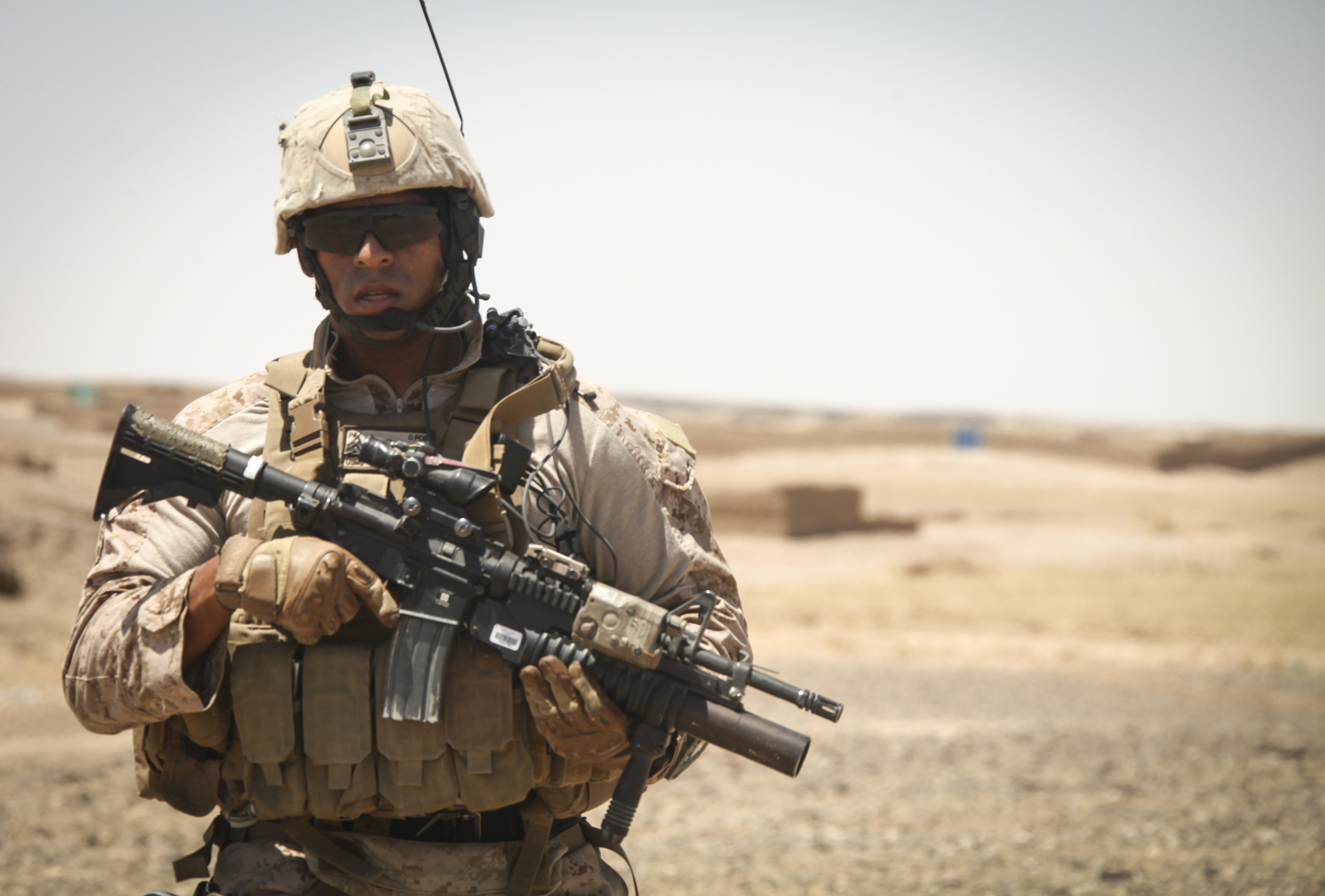 File:U.S. Marine Corps Staff Sgt. Marquez A. Moreno ...