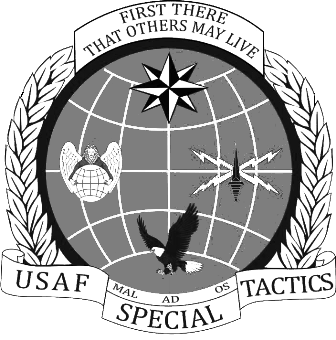 USAF Special Tactics Officer Flash