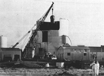 Stationary Low-Power Reactor Number One, also known as SL-1 or the Argonne Low Power Reactor (ALPR), was a United States Army experimental nuclear rea
