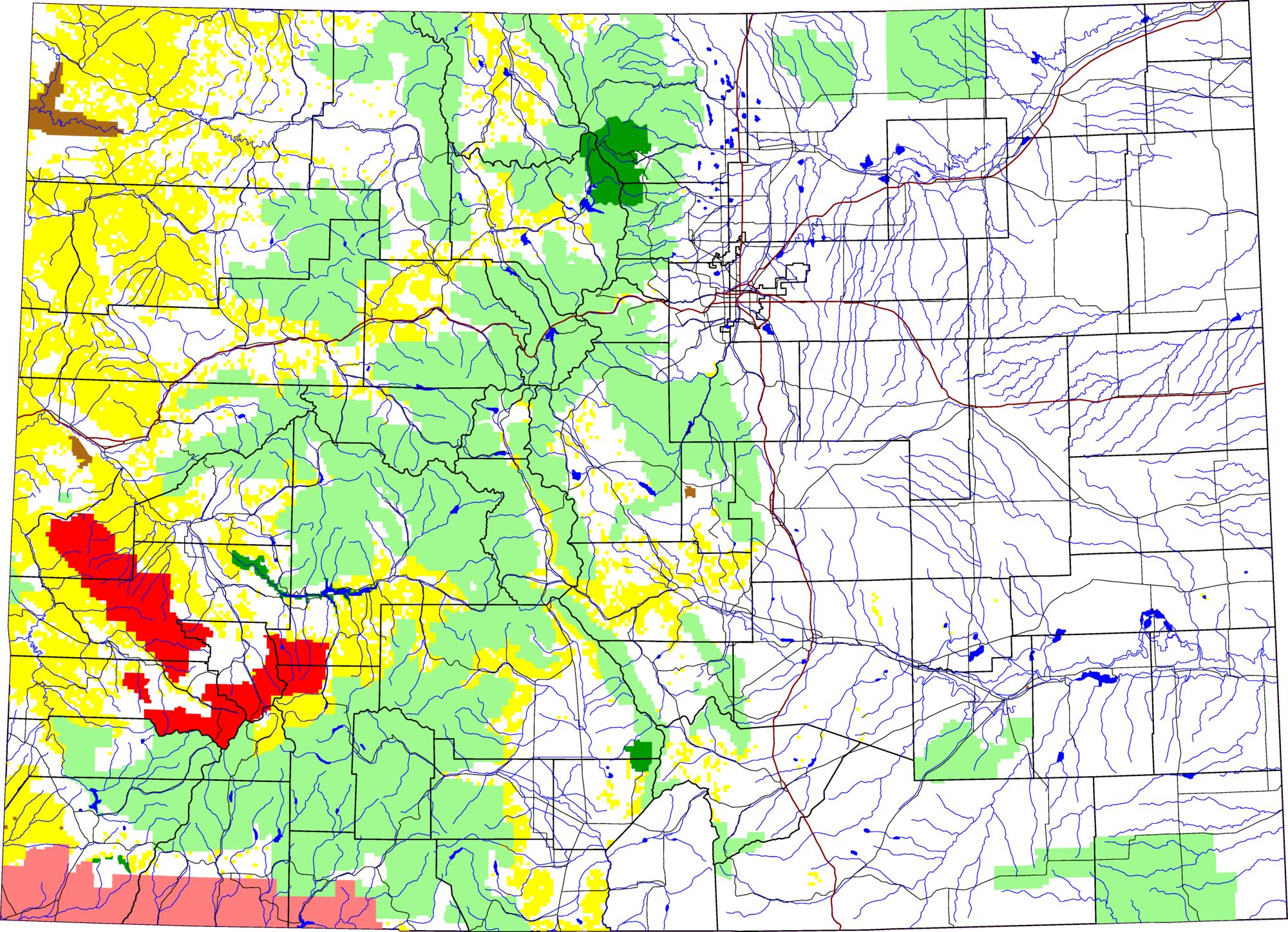 Datei:Uncompahgre National Forest location in Colorado.png ...
