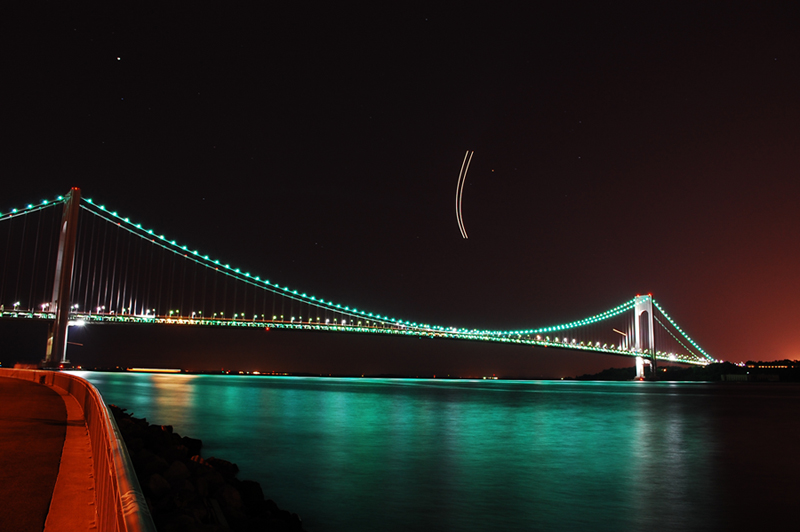 Bridge To Staten Island