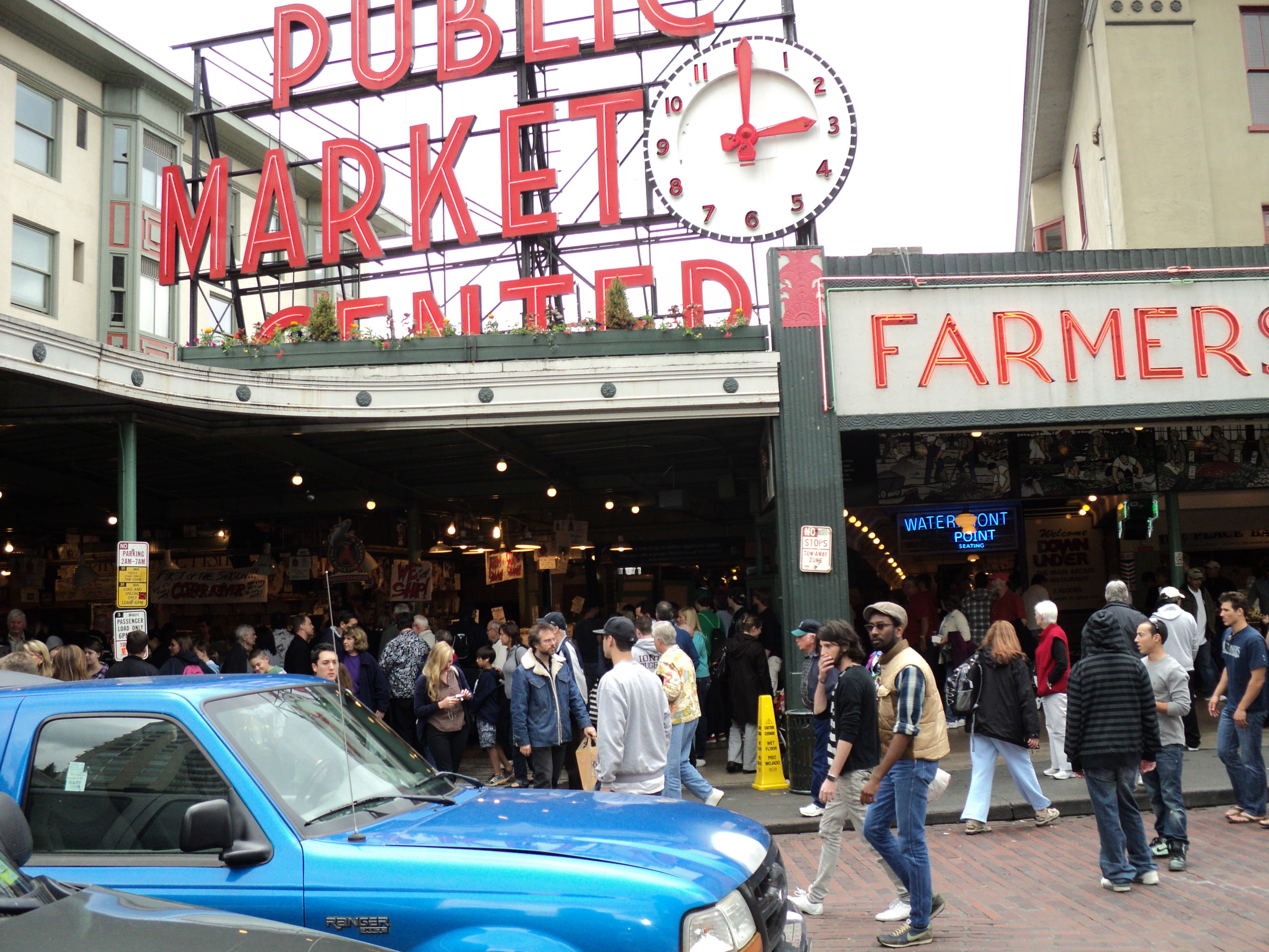 pike place market and work environment 3579 reviews of pike place market some say tourist trap, some say heart of seattle either way - it is a must do regardless of if you're a tourist or a native seattleite.