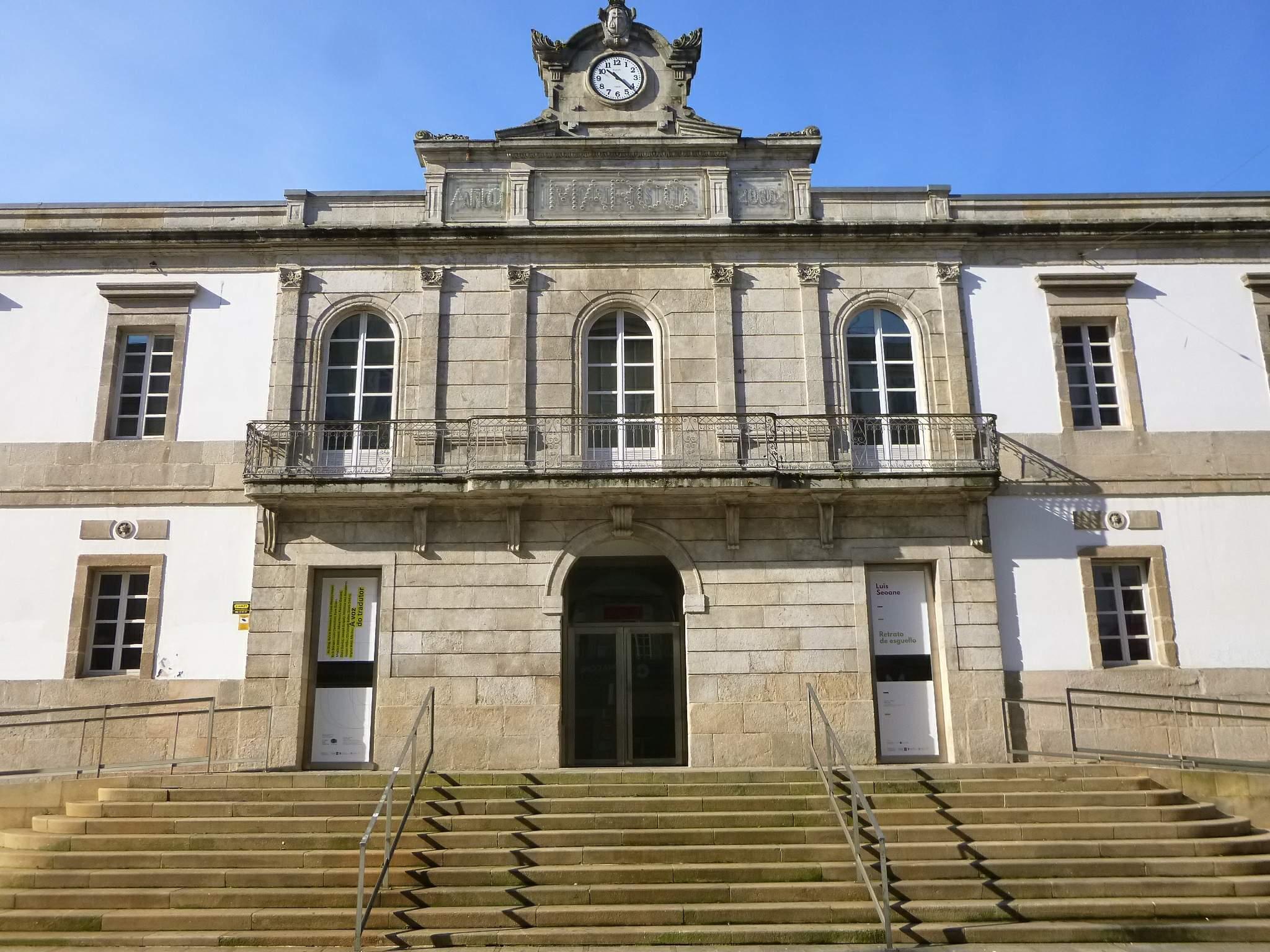 Archivo:Vigo - Museo de Arte Contemporáneo (MARCO) 2.JPG - Wikipedia ...