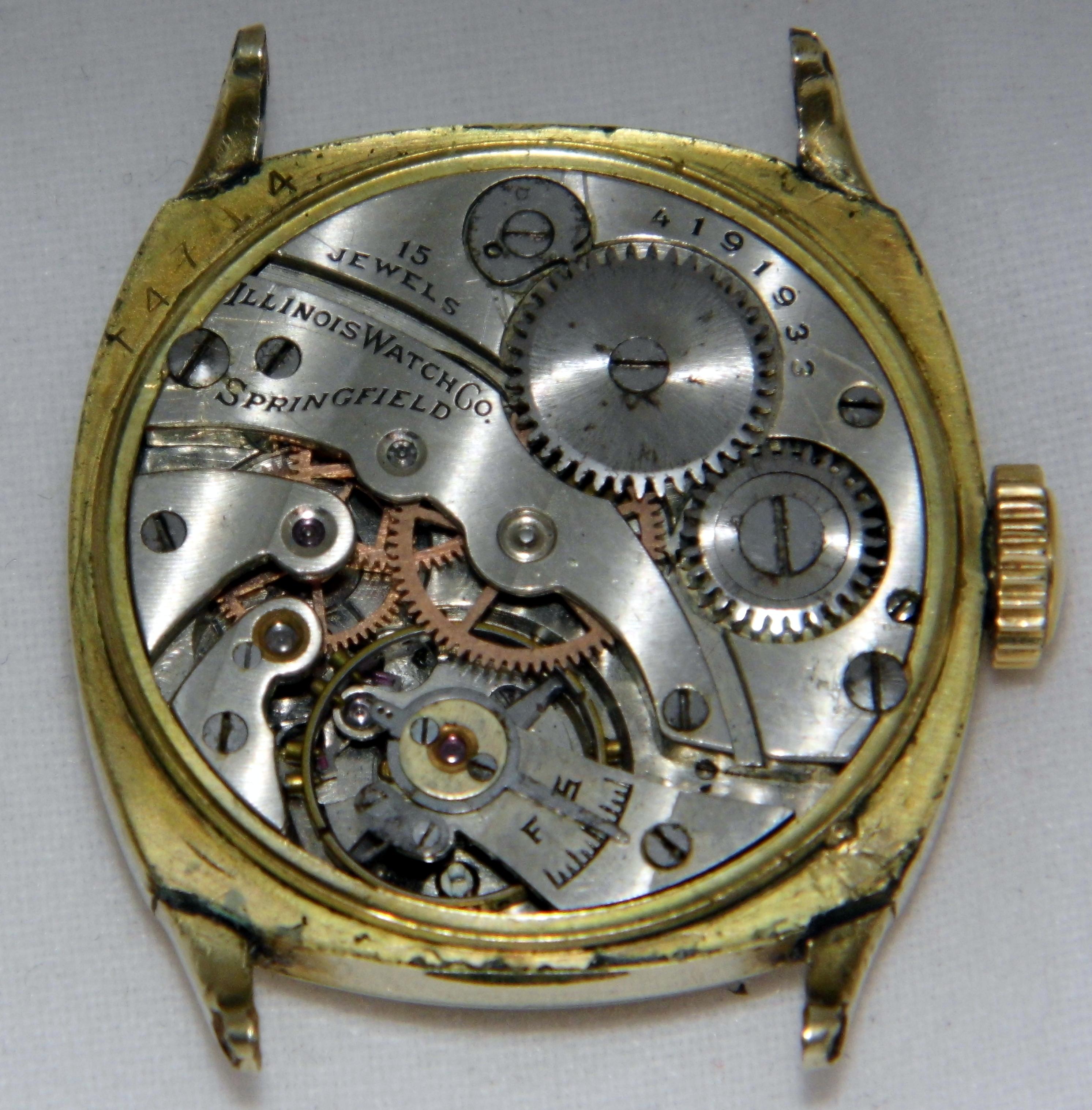file vintage illinois watch co mens wrist watch 15 jewels grade file vintage illinois watch co mens wrist watch 15 jewels grade 903