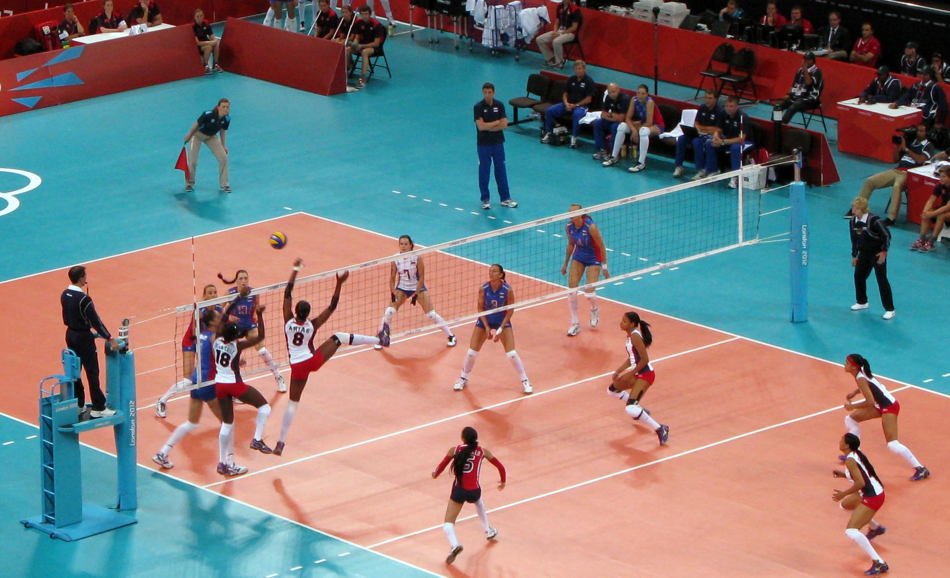 File:Volleyball, Russia Vs Dominican Republic.jpg