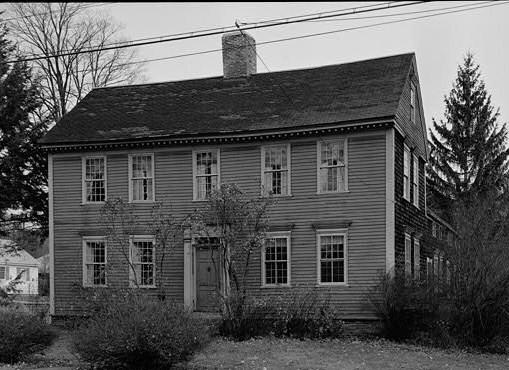 File Wells Thorn House Old Deerfield Street Amp Memorial Road Deerfield Franklin County