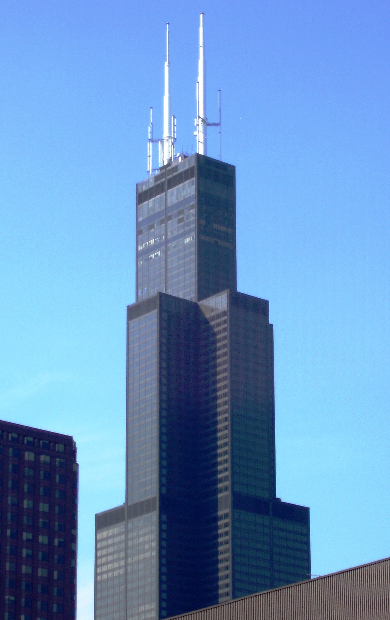 File:Willis (Sears) Tower from South Loop.jpg - Wikimedia ...