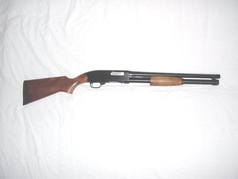 Winchester thumb action 22 fusil