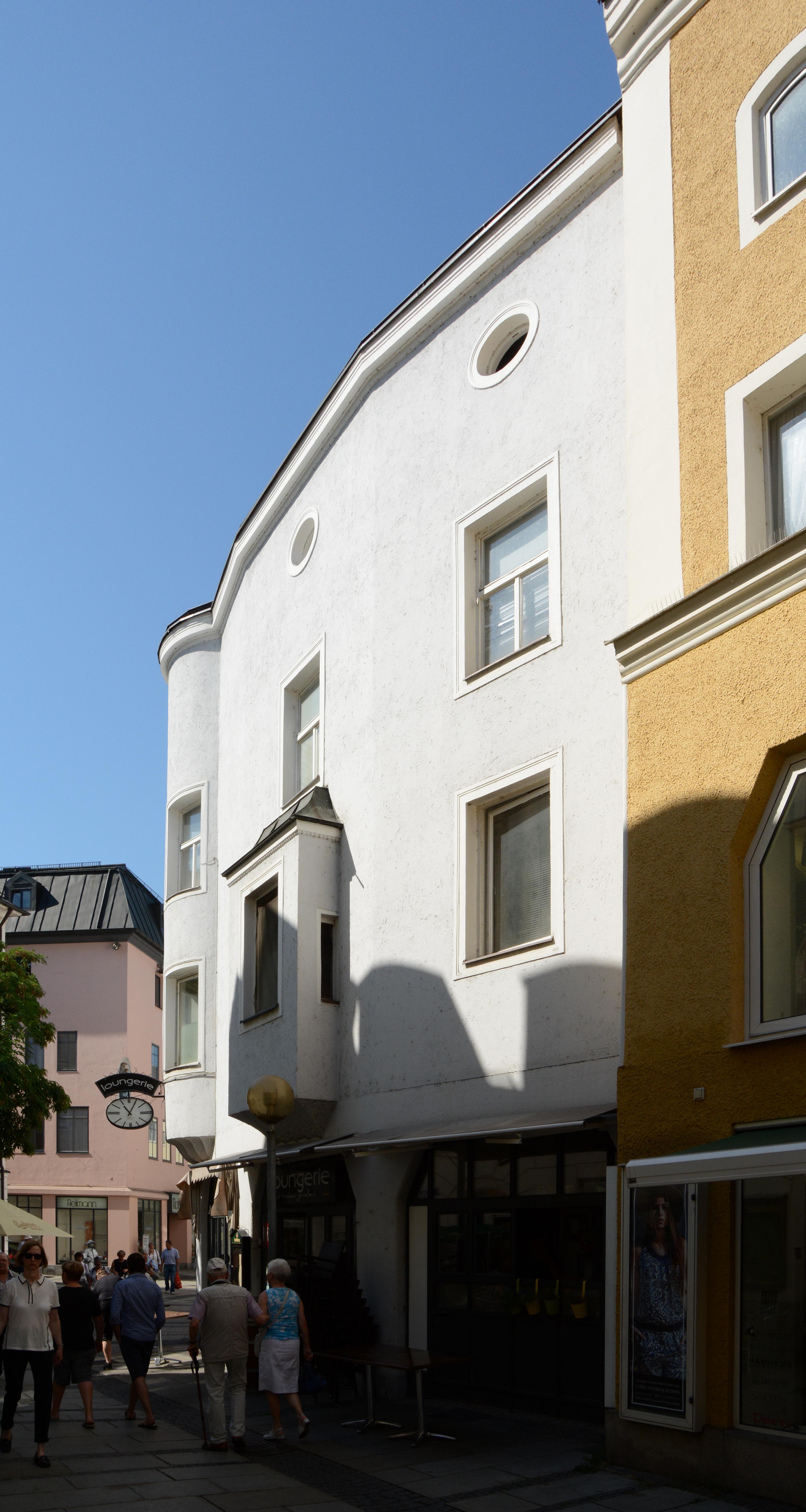 Dateiwohnhaus Heuwinkel 10passau Cjpg Wikipedia
