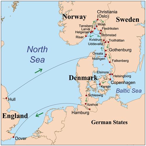 Betty Blue Tønsberg Denmark