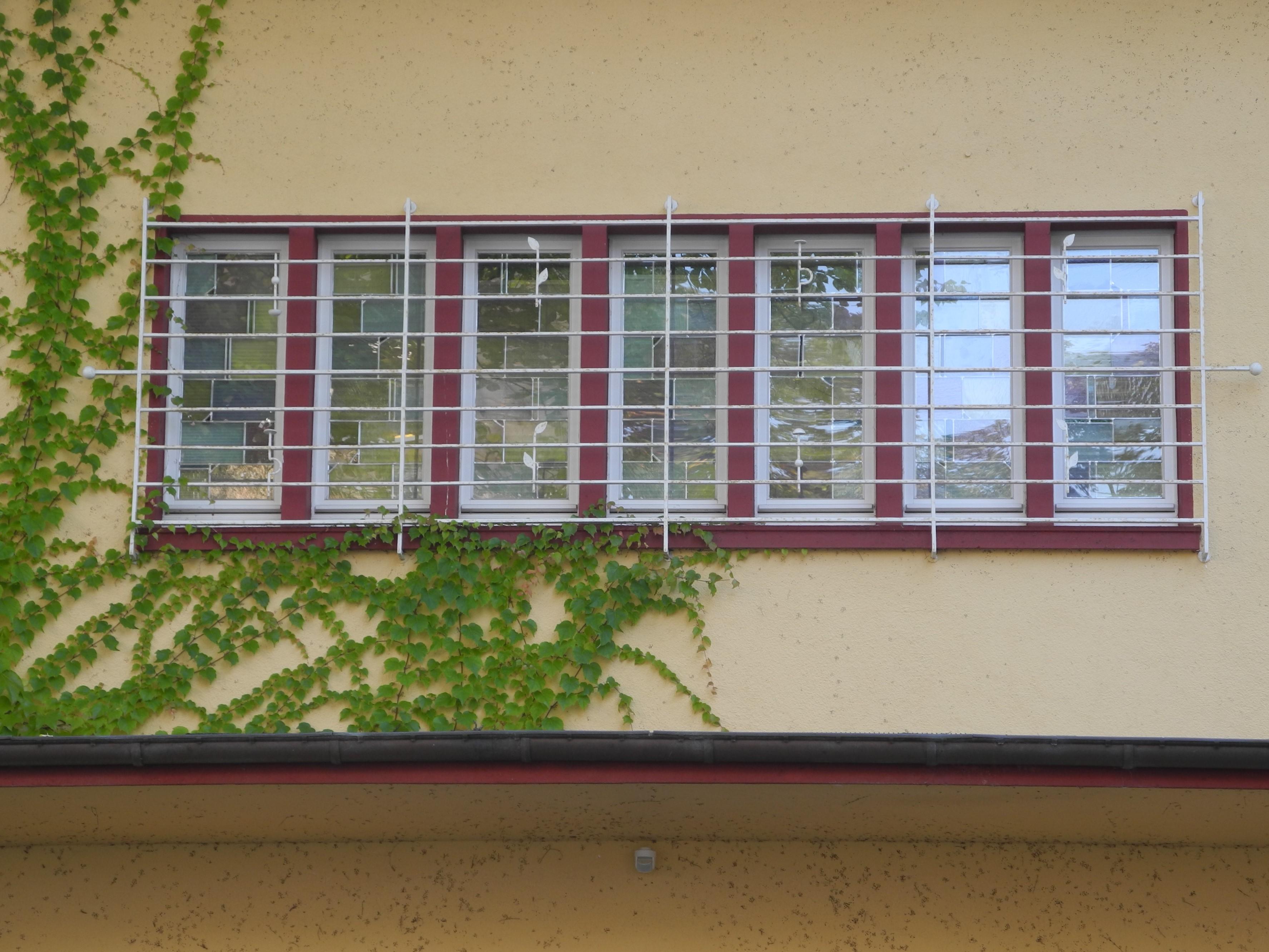 Fenster Band file wuppertal freyastr 40 fensterband jpg wikimedia commons