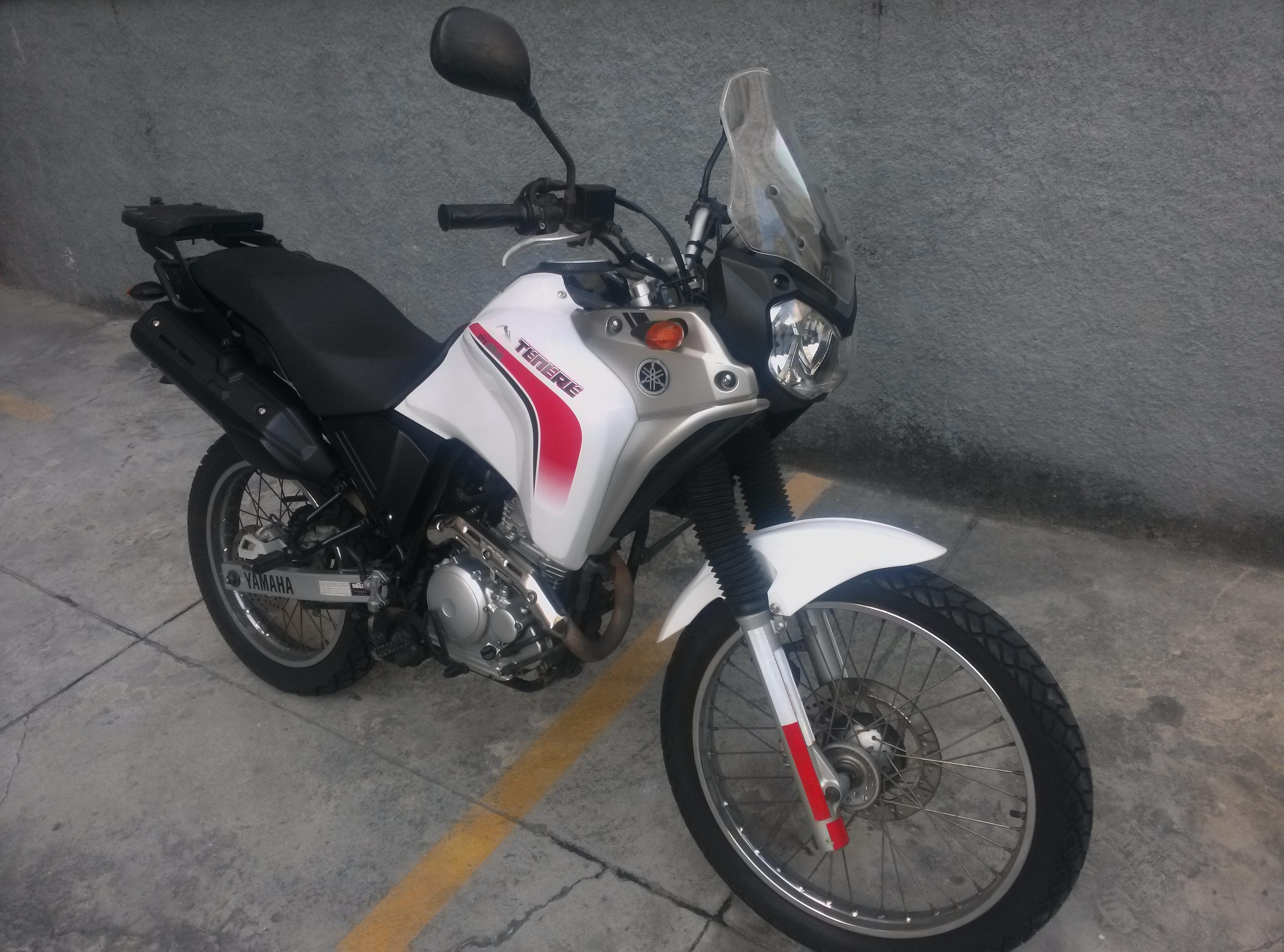 Yamaha XTZ 250 - Wikipedia