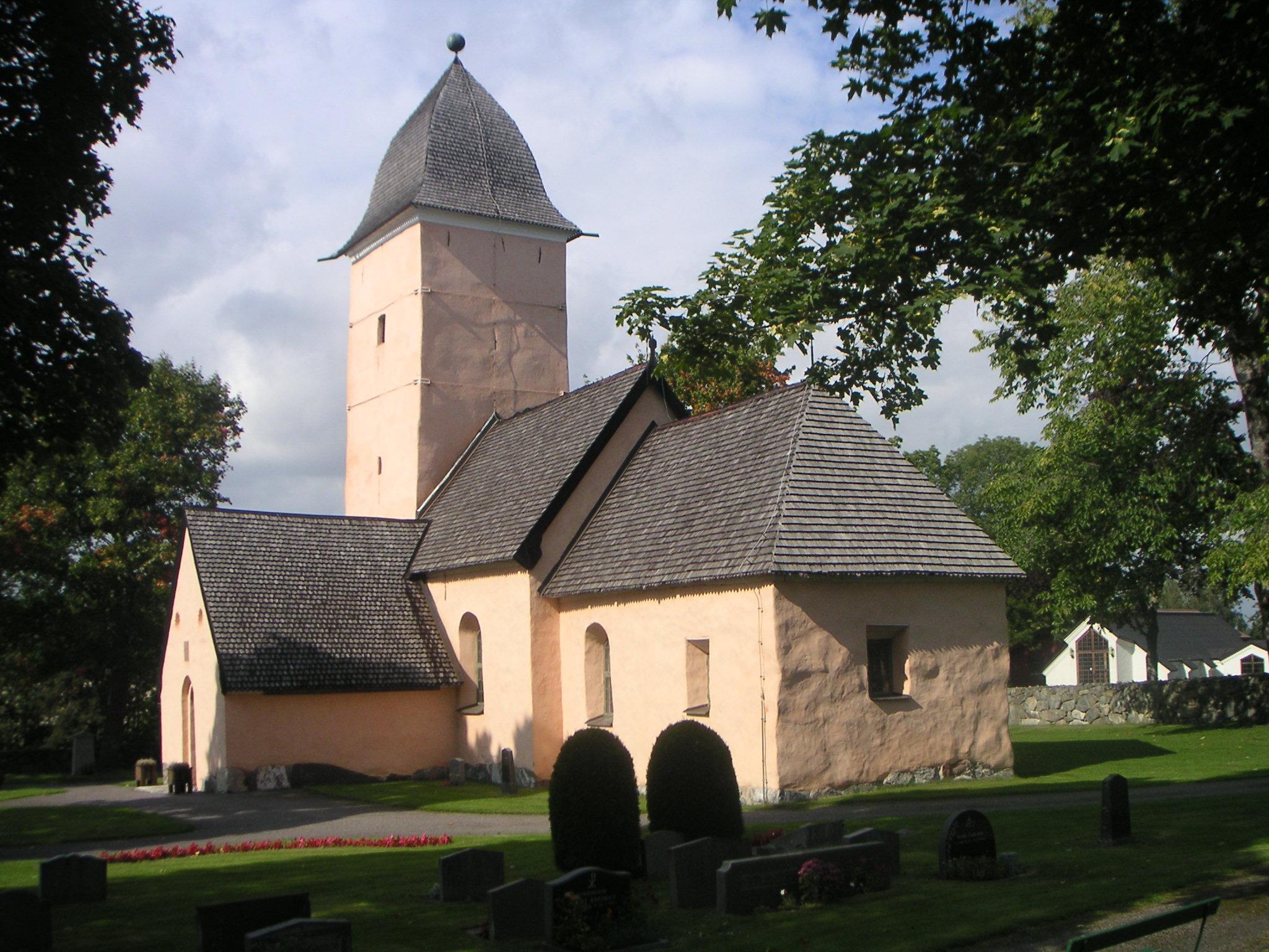 Yttergran Church - Wikipedia