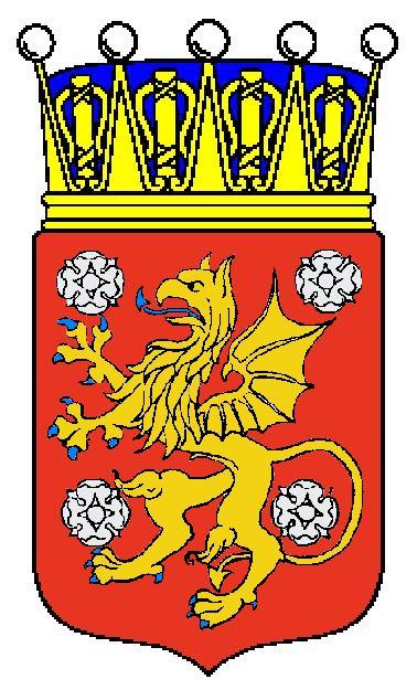 File Ostergotlands Vapen Med Krona Jpg Wikimedia Commons
