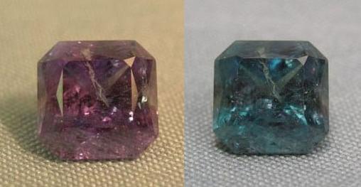 Камень александрит является разновидностью минерала хризоберилл. Блеском, наличием природных дефектов, характером их распределения.