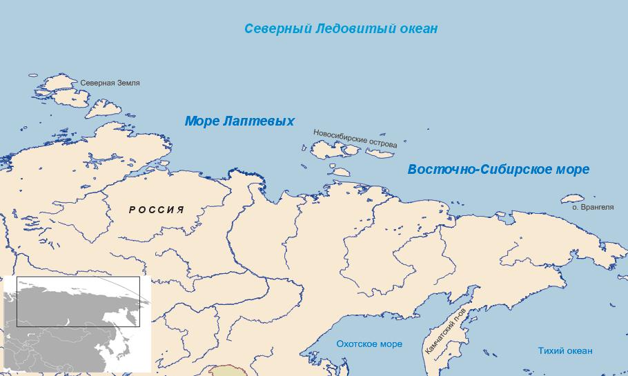 Доклад на тему море лаптевых 8309