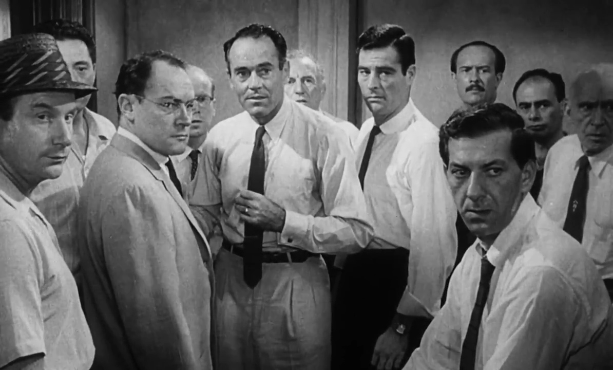 12 Angry Men movie review & film summary (1957) | Roger Ebert