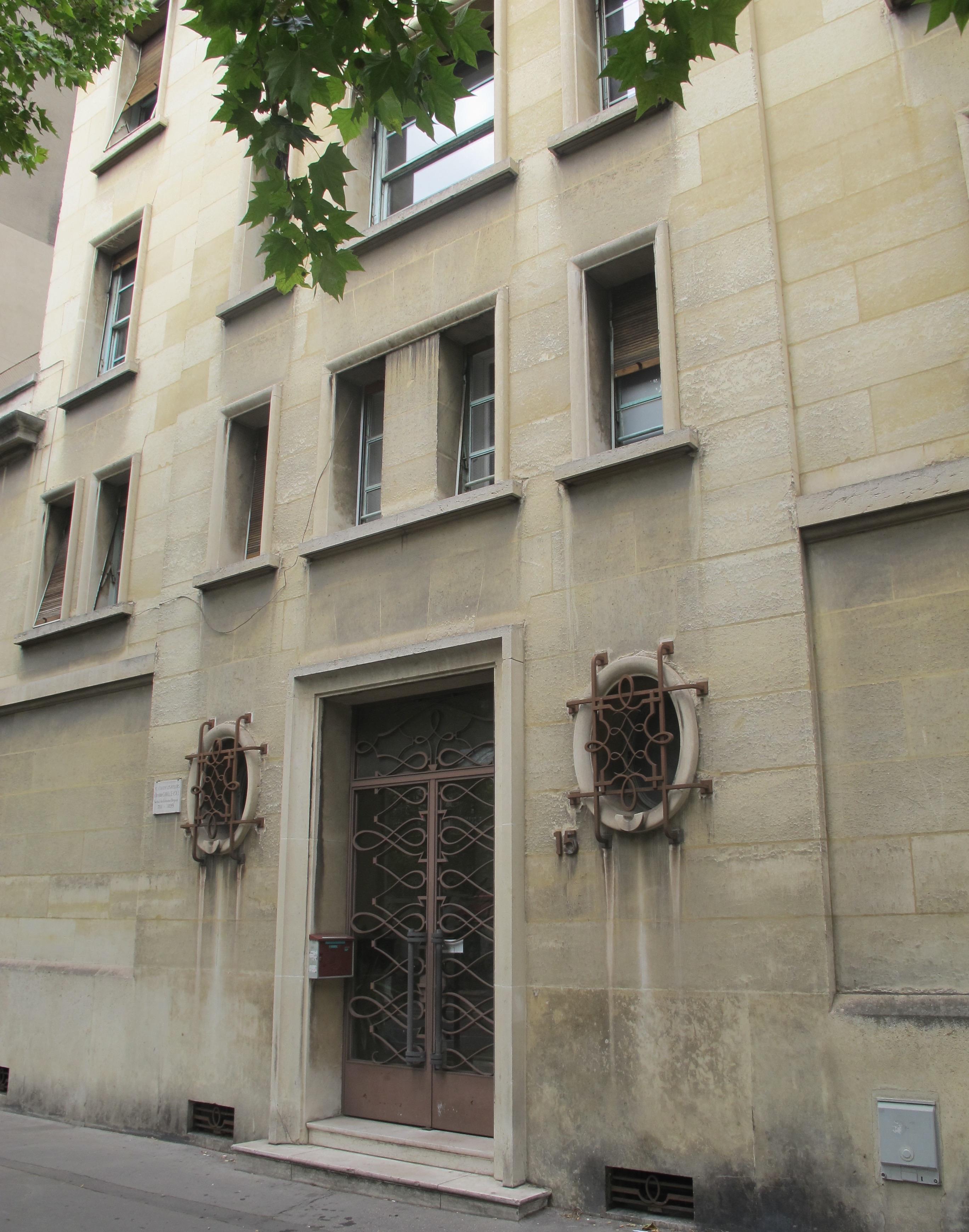 Fichier 13 avenue du maine wikip dia for Garage avenue du maine