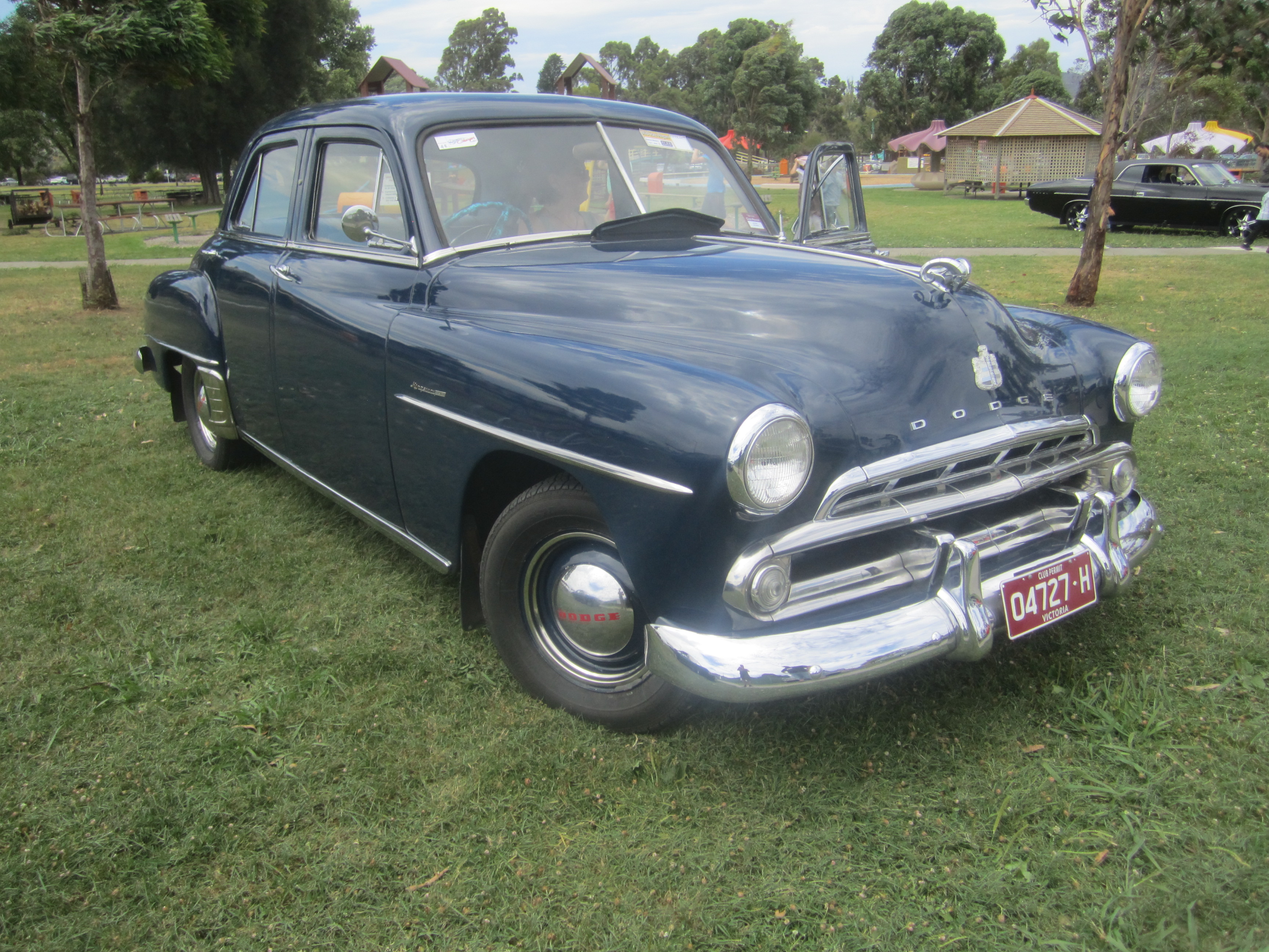 File 1952 Dodge Kingsway Sedan Jpg Wikimedia Commons