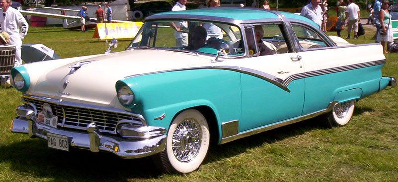 description 1956 ford crown victoria pag803. Cars Review. Best American Auto & Cars Review