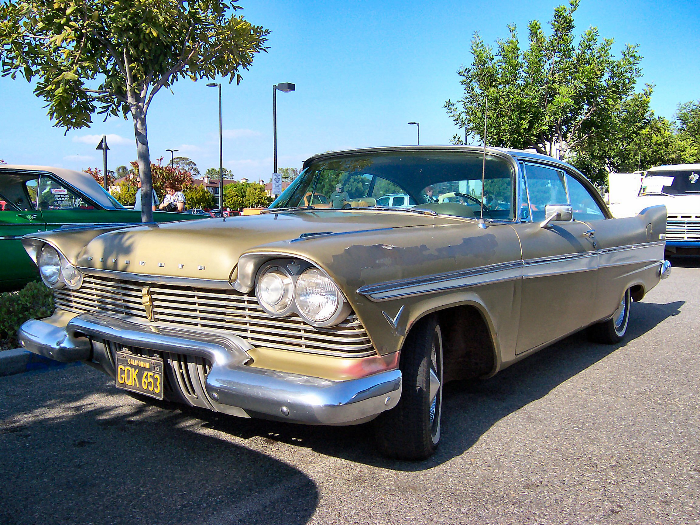 plymouth belvedere classic automobiles