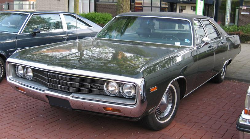 Chrysler 300 nonletter series  Wikipedia