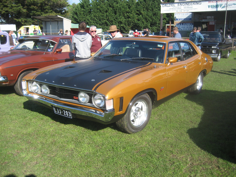 File:1972 Ford Falcon XA GT Sedan Summer Gold.jpg ...  File:1972 Ford ...