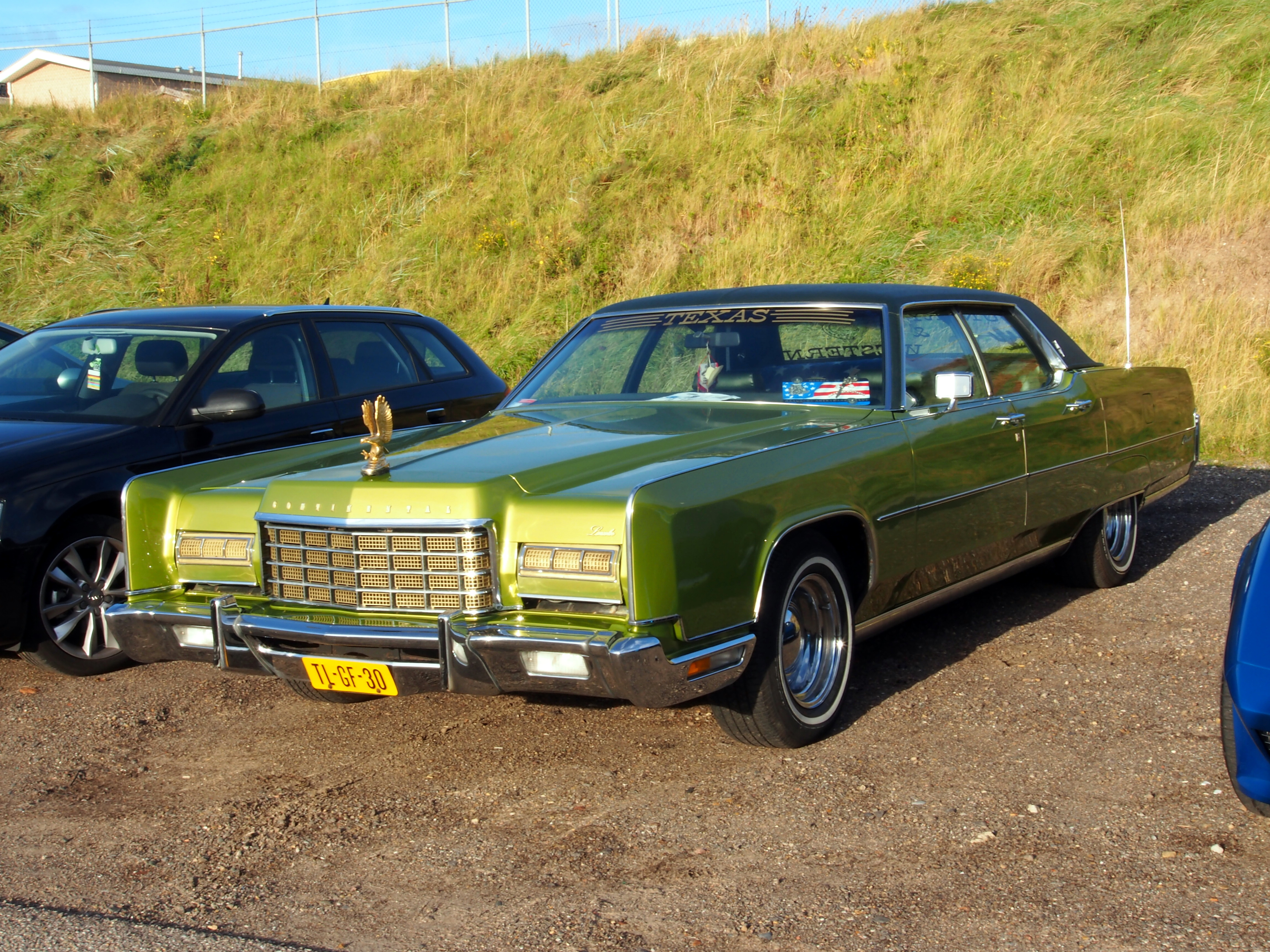 File 1973 Lincoln Continental Pic2 Jpg Wikimedia Commons
